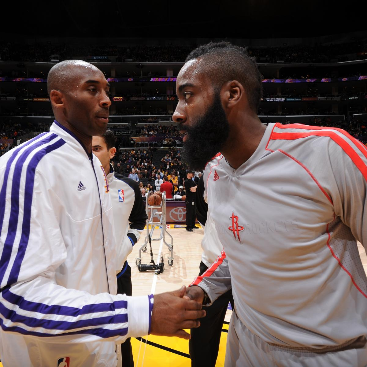 James Harden Injury Report: How James Harden Can Really Be Better Than Kobe Bryant