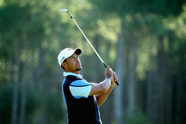 Tiger Woods at Turkish Airlines Open 2013: Day 2 Recap and Twitter Reaction