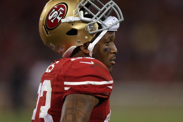 49ers' LaMichael James Expects Punt, Kickoff Duties Sunday