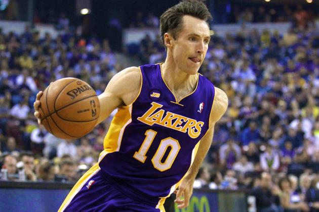Pau Gasol and Steve Nash Keeping LA Lakers Alive in Kobe's Absence