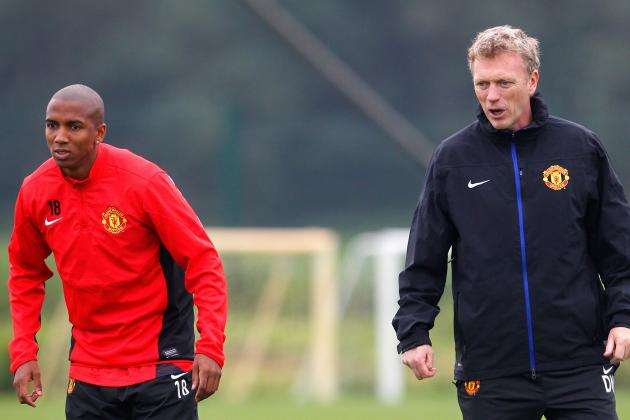David Moyes Supports Ashley Young Against Latest Diving Controversy