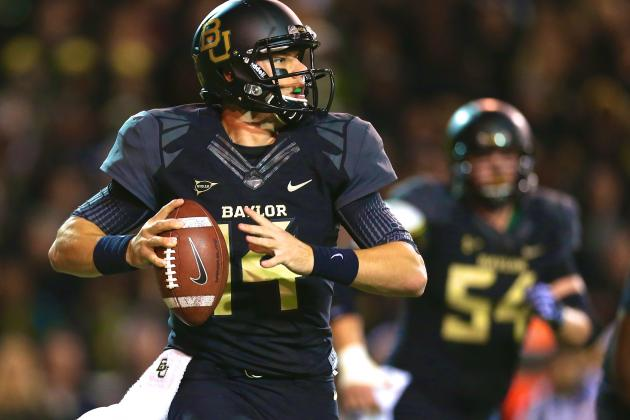 Check All Misconceptions at the Door, These Aren't Your Granddad's Baylor Bears