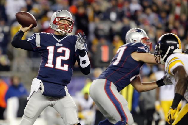 Tom Brady: OL Is Strength of Our Team