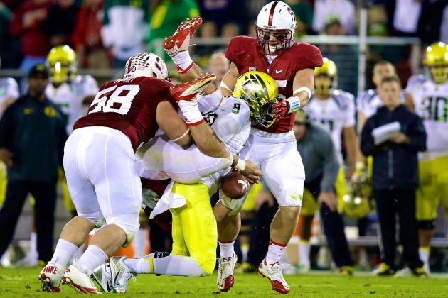 In an Era of High-Powered Offenses, Baylor and Stanford Prove Defense Matters