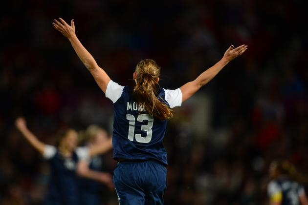 Alex Morgan Is the Lionel Messi of Women's Soccer