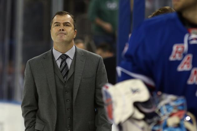 Are New York Rangers Finally Adapting to Alain Vigneault's System?