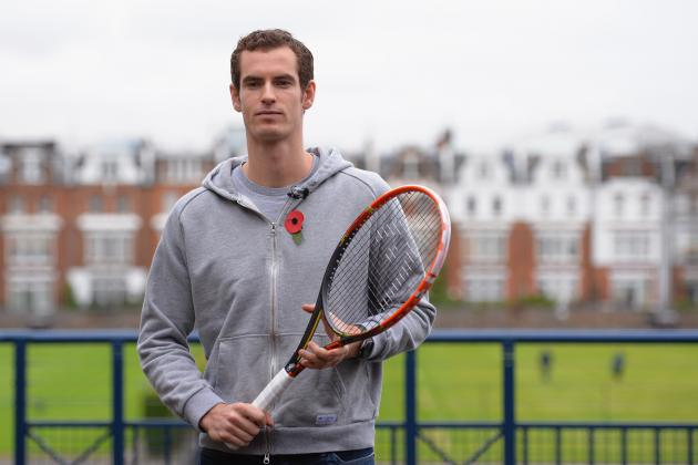 Andy Murray Should Be Concerned as Stars Rise in His Absence