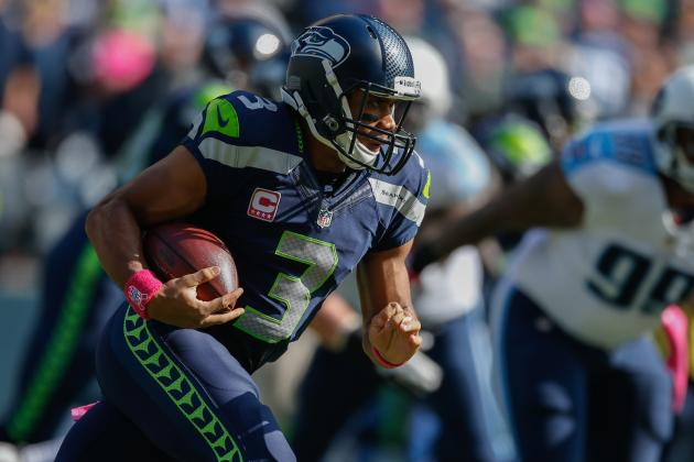 Seattle Seahawks Are a Lock for the NFC West Crown
