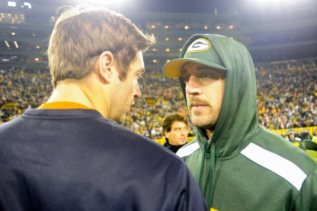 Aaron Rodgers Injury Puts Bears, Lions in Position to Take over NFC North