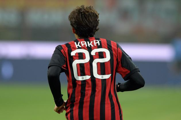 Kaka Aiming for Selecao After AC Milan Revival