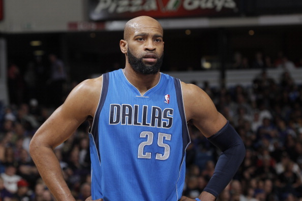 Vince Carter Suspended 1 Game for Elbowing Steven Adams in Head