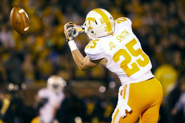 Have We Been Too Hard on Vols WR Josh Smith?