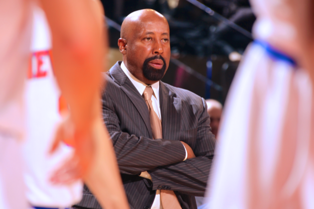 Knicks Owner James Dolan Reportedly Has Minion Tail Coach Mike Woodson 24/7