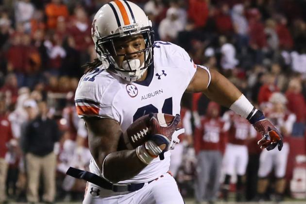 Auburn Football: Tigers Live by Motto to Finish Strong