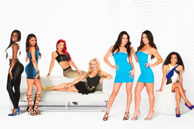 WWE Total Divas Preview and What to Expect for Nov. 10 Midseason Premiere