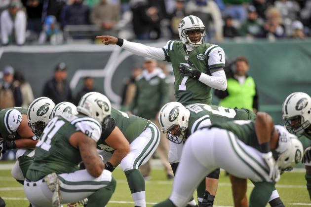 How Geno Smith, Jets Offense Can Use the Bye Week to Find Consistency