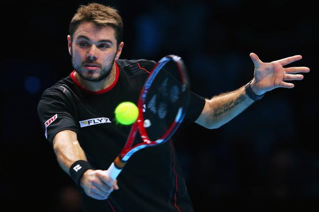 ATP World Tour Finals 2013 Results: Day 5 Scores, Highlights and Recap
