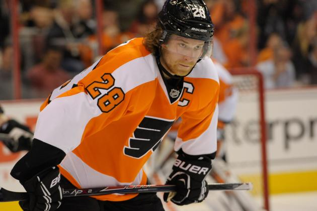 Giroux Snubs Media After Another Flyers Loss