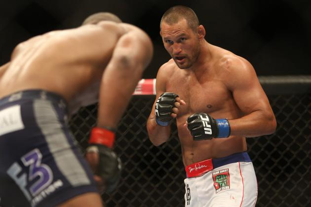 UFC's Age in the Cage: How Vitor Belfort and Dan Henderson Defy Father Time