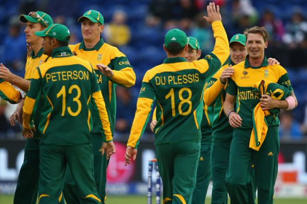 Pakistan vs. South Africa, 4th ODI: Scorecard, Recap and More from Abu Dhabi
