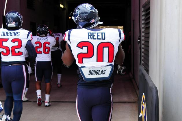 Is This the End for Ed Reed?