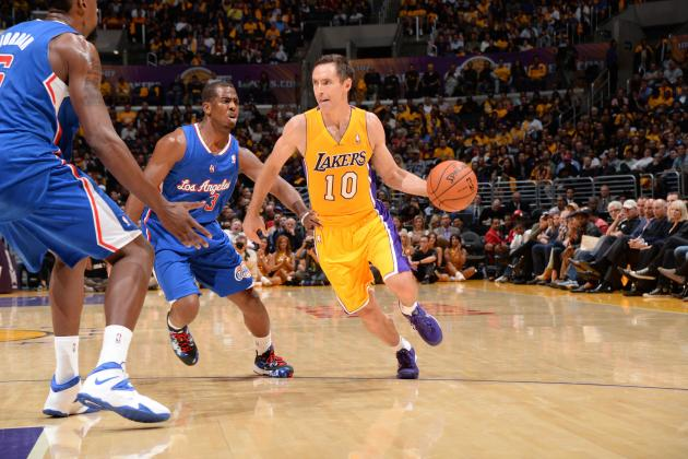 NBA Trade Rumors: Latest Buzz on Steve Nash, Omer Asik and More
