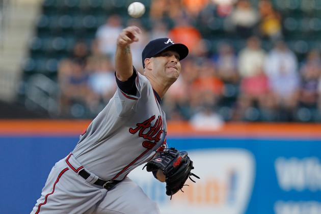 Tim Hudson Is Likely Gone; Red Sox Frontrunners to Sign Him?