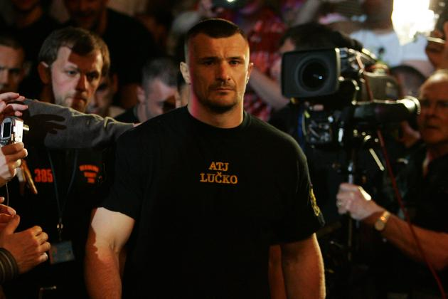 Legend 2 Results: Mirko Cro Cop Taps to Alexey Oleinik Neck Crank in First Round