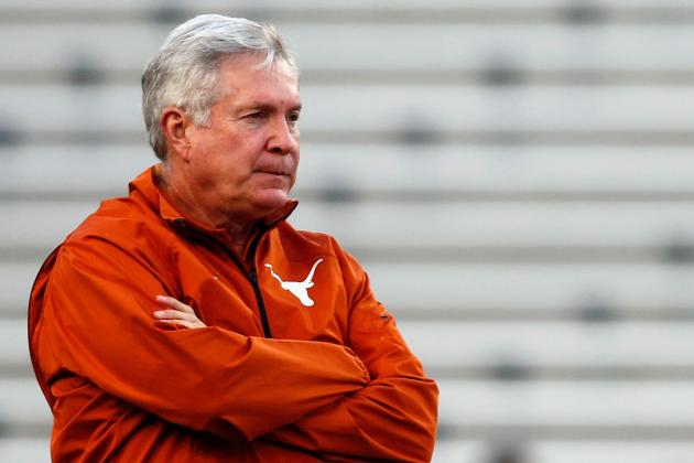 What Do Texas AD Steve Patterson's Comments on Change Mean for Mack Brown?