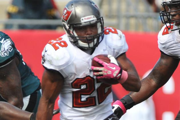 Doug Martin Placed on IR