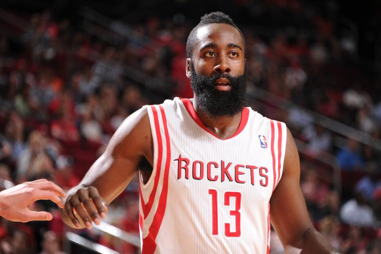 Rockets' James Harden Needs to Put More Effort into His Defense