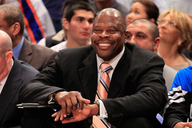 Patrick Ewing to Coach Against New York Knicks Tonight