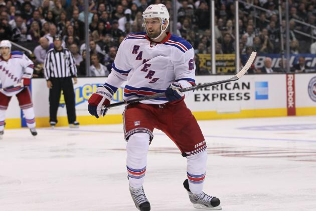 Will Concussions Make Rick Nash The Next Eric Lindros?