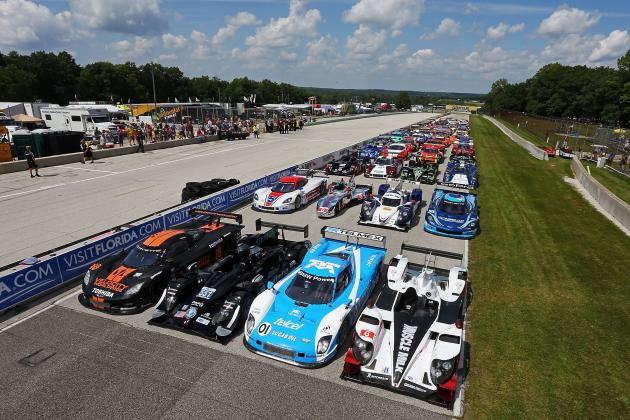 Why the TUDOR United SportsCar Championship Would Be Worth Watching in 2014