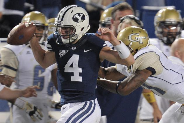 BYU vs. Wisconsin: Keys to Victory in Out-of-Conference Clash