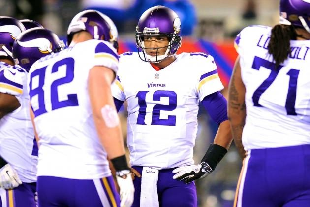 Despite Win, Time Has Arrived for Minnesota Vikings to Evaluate Josh Freeman