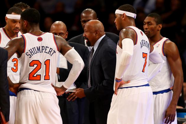 Knicks Won't Contend Until Mike Woodson Is Shown the Door