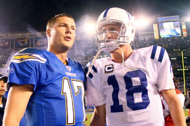 Broncos vs. Chargers: Why Peyton Manning-Philip Rivers Rivalry Still Has Meaning