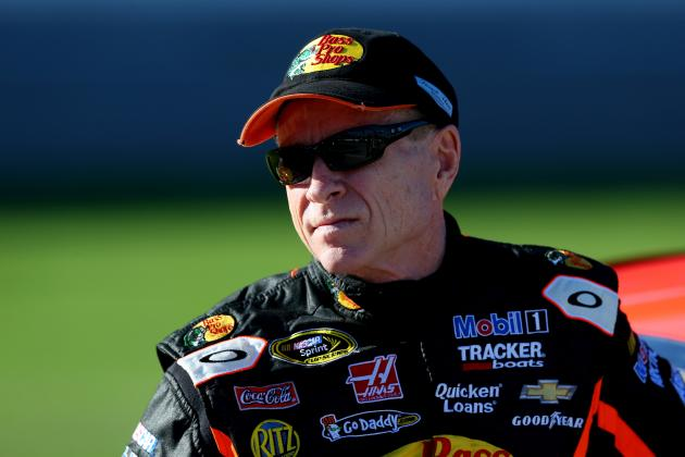 Mark Martin Declines All Offers to Drive in 2014