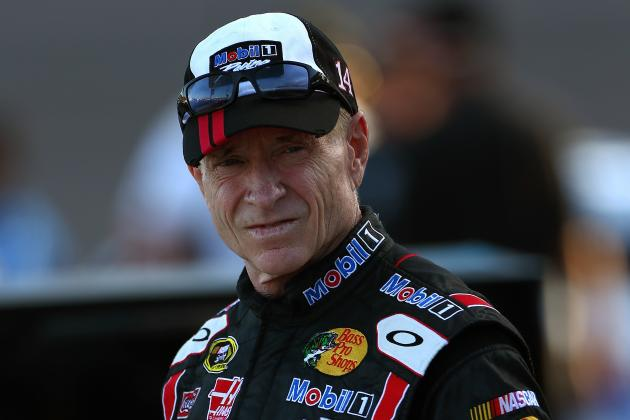 Mark Martin: It's Time for a New Chapter