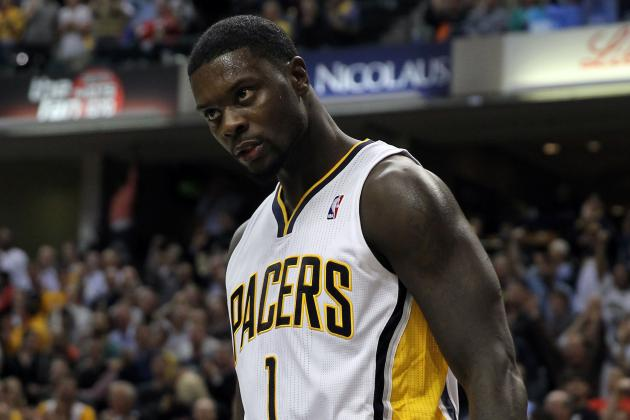 Stephenson Exits with Knee Injury vs. Raptors