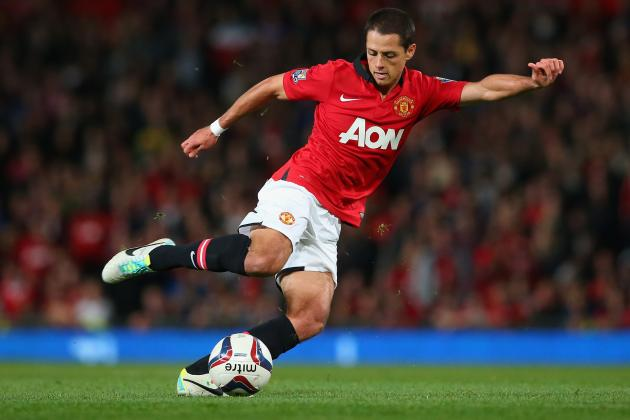Javier Hernandez Must Stay Patient at Manchester United