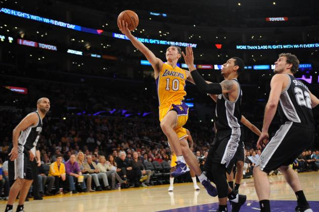 Lakers Rumors: Los Angeles Should Jump at Opportunity to Trade Steve Nash