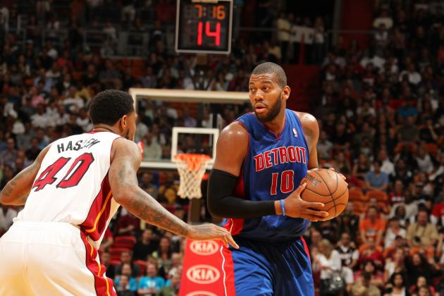 3 Greg Monroe Trade Ideas That Make Sense for the Detroit Pistons