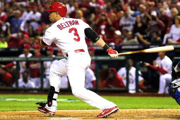 Why Carlos Beltran Is the Perfect Free-Agent Fit for the Boston Red Sox