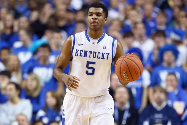 Kentucky Basketball: Why Andrew Harrison Faces the Most Pressure of Any Wildcat