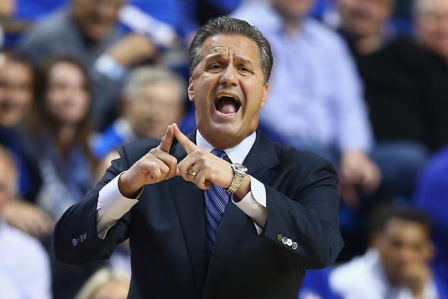 Kentucky Beats UNC Asheville 89-57 in Opener