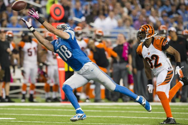 Lions vs. Bears: Biggest X-Factors in Sunday's NFC North Clash