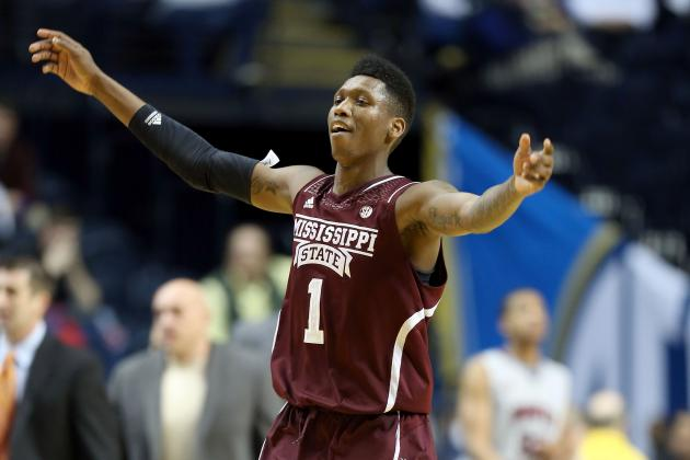 NCAA Suspends MSU F Fred Thomas One Game