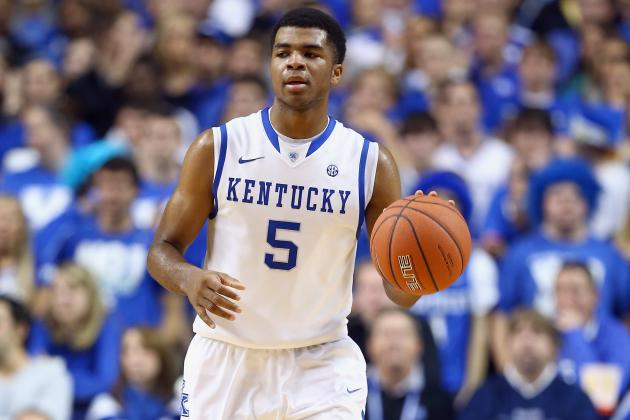 Andrew Harrison Has So-So Debut for Kentucky